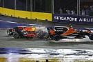 Інцидент між пілотами Ferrari та Ферстаппеном розглянуть після гонки
