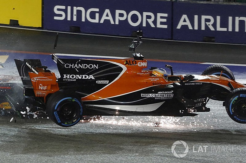 """Alonso : """"Le podium était garanti"""""""