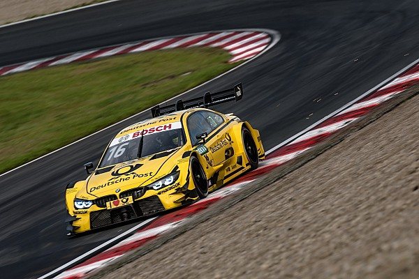 Glock logra la pole en un 1-2-3-4 de BMW en Zandvoort