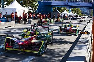 Formula E Breaking news Di Grassi