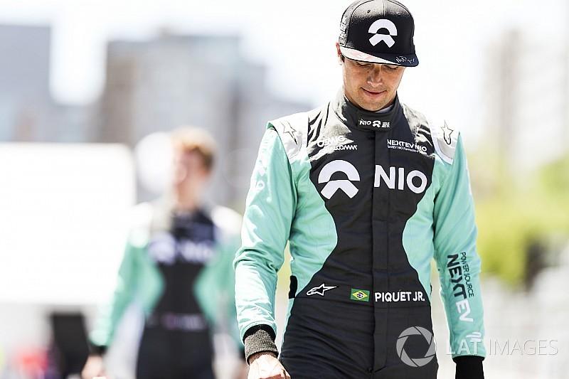 """Piquet avait """"trop de doutes"""" pour rester chez NextEV"""