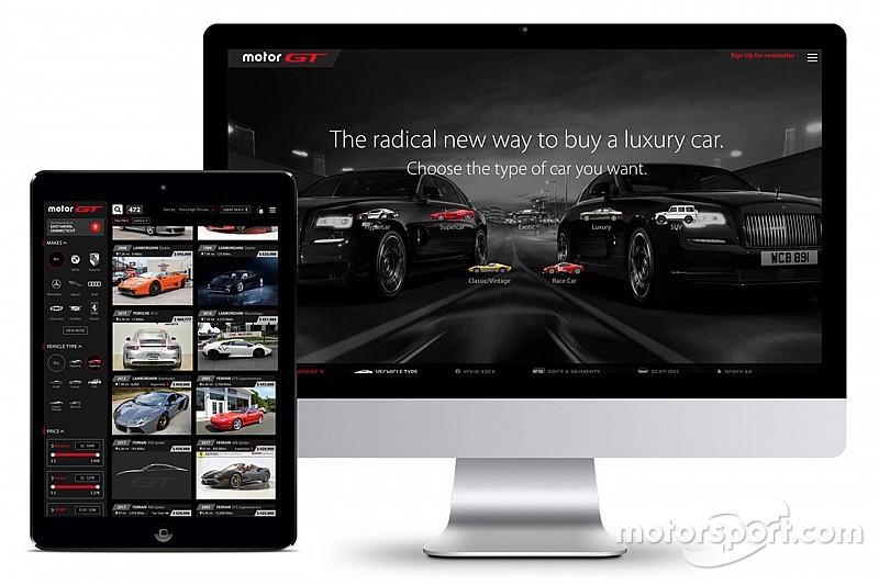 "شبكة موتورسبورت تطلق موقع ""موتور جي تي.كوم"""