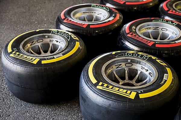 Formula 1 Pirelli svela mescole e set obbligatori per il GP della Malesia