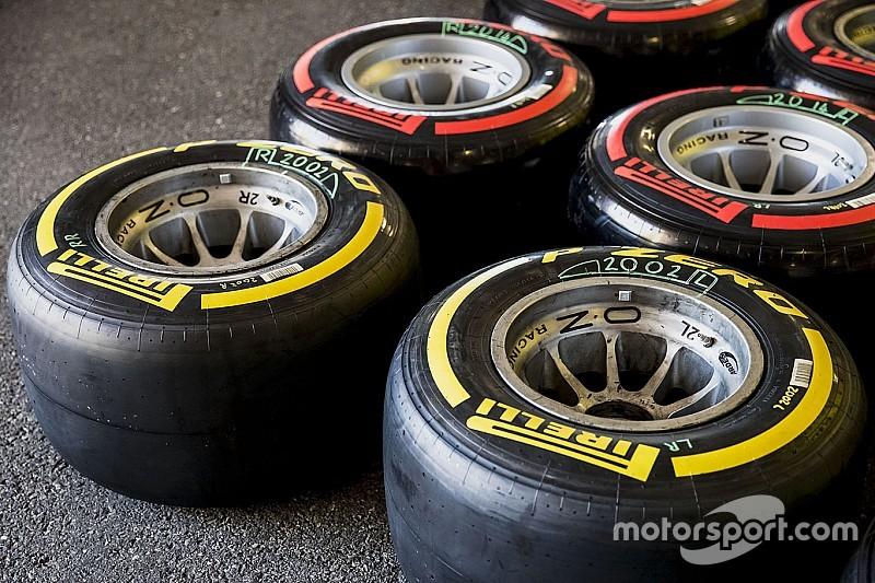 Mercedes и Ferrari сделали разный выбор шин на Канаду