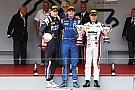 FIA F2 Rowland gana tras el drama de Leclerc la primera manga en Mónaco