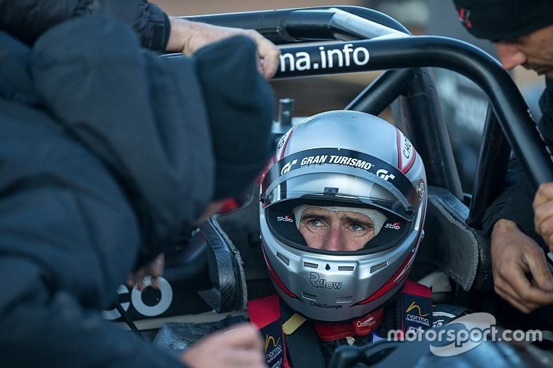 Dumas chosen for Volkswagen's electric Pikes Peak project