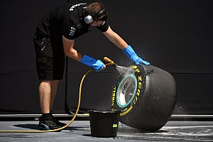 Formula 1 Breaking news F1 teams snub soft and medium in Hungary tyre selections
