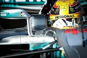 "Hamilton: Mercedes ""looks 1000 times better"" than F1 2017 rivals"