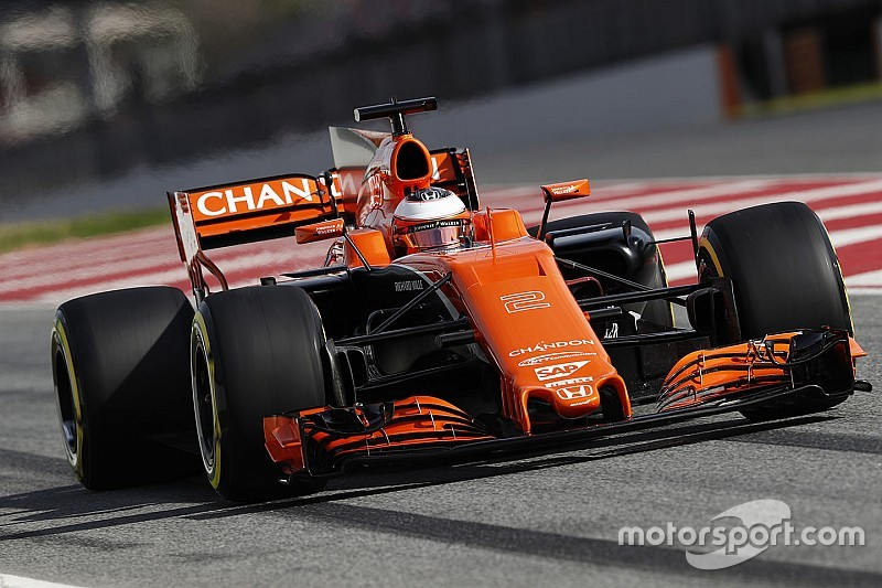 """McLaren no mostró """"en absoluto"""" lo que quería en Barcelona"""