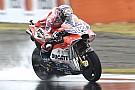 Motegi MotoGP: Dovizioso tops FP2, Marquez crashes