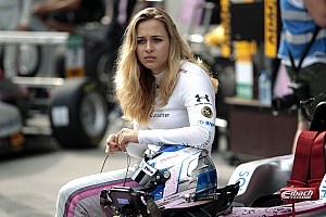 Гонщиця Формули 4 покарана за публікацію відео