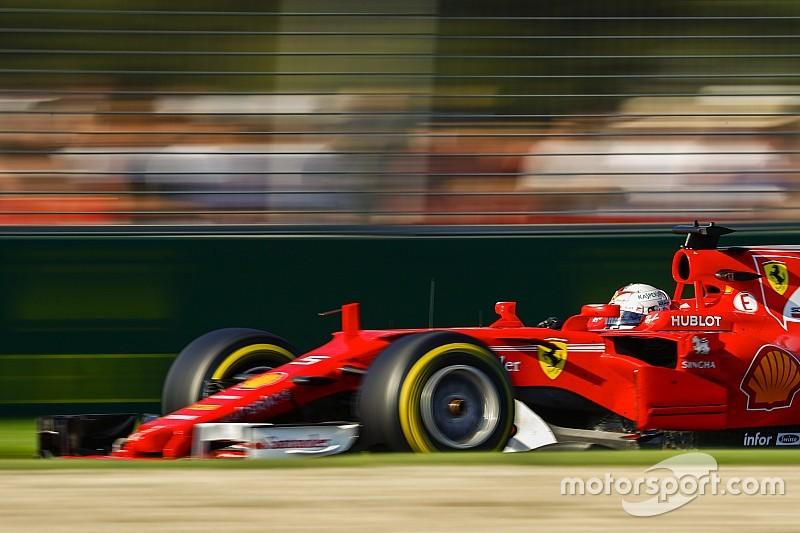 Pirelli s'attend à bien moins de graining à Shanghai
