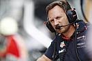 Según Horner,  problemas con el túnel de viento retrasaron a Red Bull