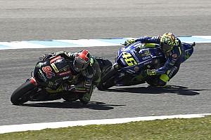 【MotoGP】ロッシ、テック3の躍進気にせず。最新バイクの開発に集中