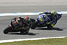 Rossi: Tech 3 beating works Yamahas no major concern