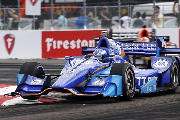 IndyCar Scott Dixon en colère contre la direction de course
