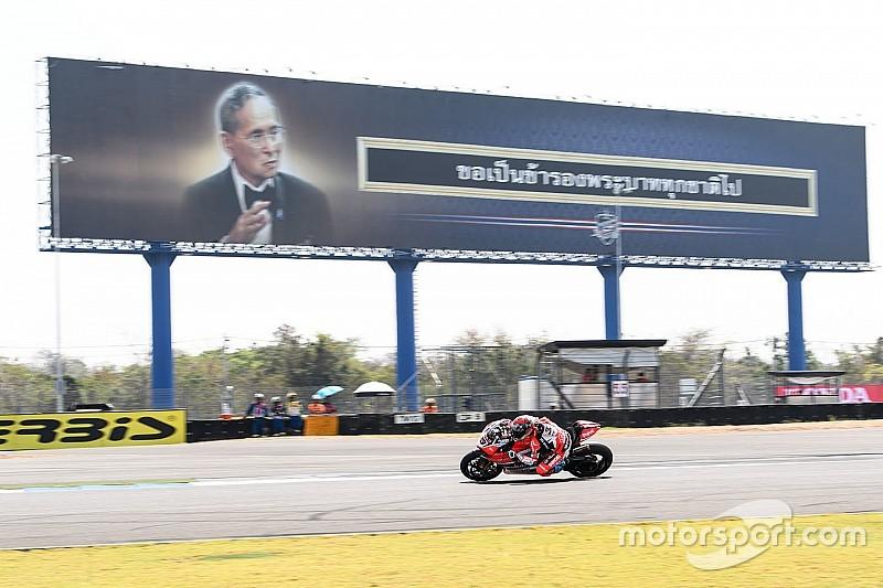 Tailandia estará en el calendario 2018 de MotoGP