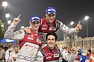 Bahrain WEC: Audi signs off with victory, Porsche takes title