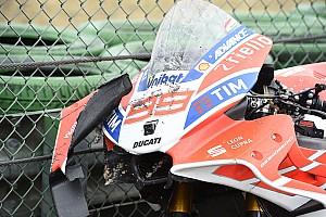 MotoGP Noticias de última hora San Marino registró nuevo récord absoluto de caídas