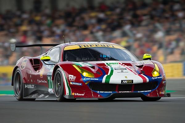 Ferrari: sarà Vilander a sostituire Bird alla 6 Ore del Nurburgring