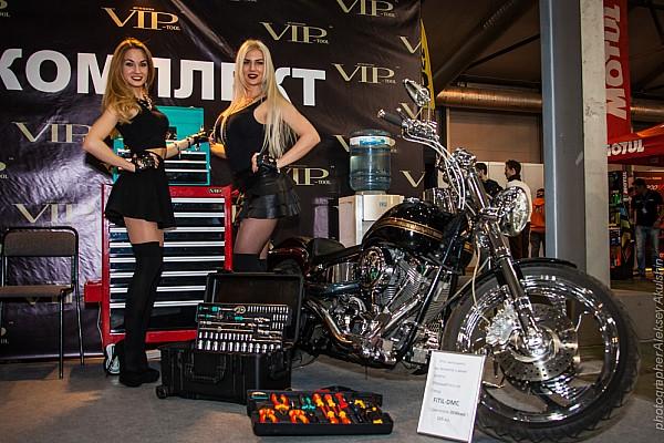 Bike Пресс-релиз В Москве пройдёт выставка