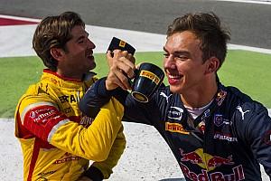 GP2 Репортаж з кваліфікації GP2 у Монці: Гаслі і Джовінацці окупували перший ряд