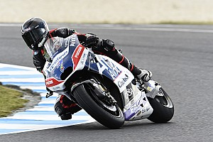 Mike Jones torna in MotoGP a Phillip Island: è lui il sostituto di Bautista all'Angel Nieto Team