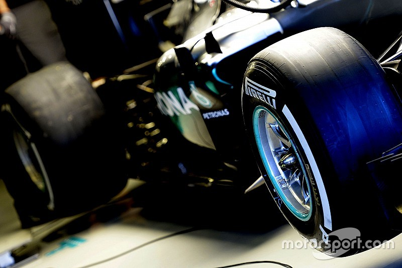 Pirelli reveals Brazilian GP tyre selections