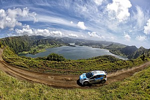 ERC Leg report Local hero Moura hangs on for famous maiden ERC victory