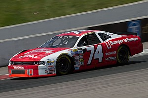NASCAR Canada Race report Another road course win for Lacroix