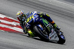 MotoGP Testing report Yamaha MotoGP marches to 1-2 on first day of Malaysian testing