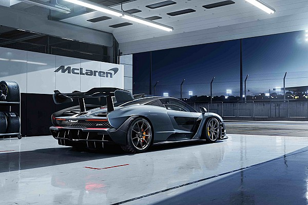 Automotive Noticias de última hora El último McLaren-Senna vendido por 2.67 millones de dólares