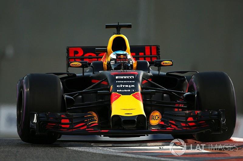 """Ricciardo: """"Moet soms dingen accepteren en gewoon gaan"""""""