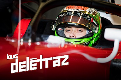 FIA F2 Kolumne von Louis Delétraz: In der Saison 2018 unter Beobachtung von Ferrari