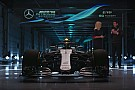 Formula 1 Video: Mercedes W09 lansmanı
