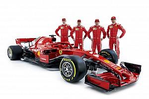 Formula 1 Ultime notizie Ferrari: alla presentazione della SF71H c'erano anche Giovinazzi e Kvyat