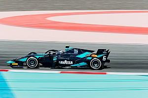 FIA F2 Новость Латифи проведет полный сезон в Ф2 в составе DAMS