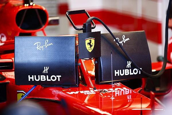 Формула 1 Самое интересное Изогнутый или двойной: Halo вынудила команды делать новые мониторы