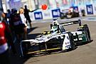 Formula E Punta ePrix: Di Grassi tops practice with new track record