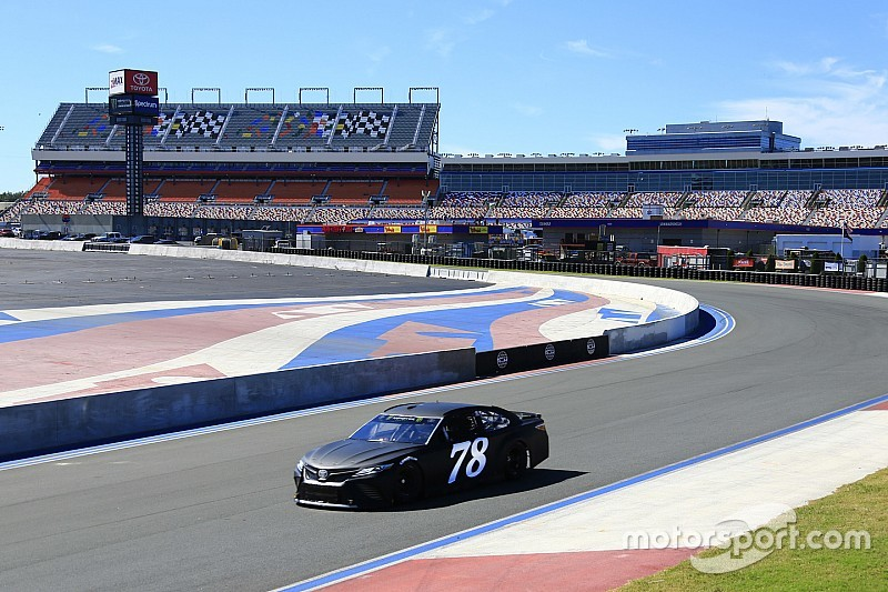 Pair of test dates set for NASCAR Cup teams at Charlotte Roval