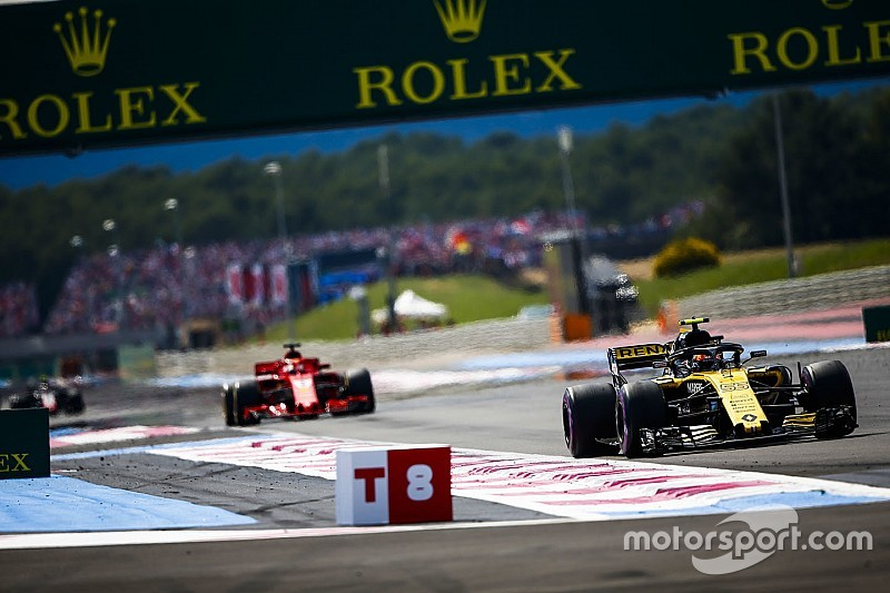 FIA open to dropping Paul Ricard chicane for 2019