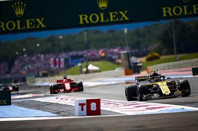 Az FIA örömmel változtat 2019-re a paul ricardi pályán