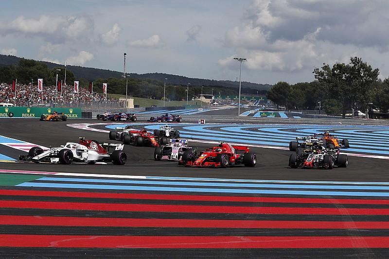 """Vasseur: """"Paul Ricard beste weekend van Leclerc"""