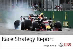 Formula 1 Analiz Strateji Raporu: Red Bull pilotlarının teması yarışı nasıl Mercedes'e hediye etti?