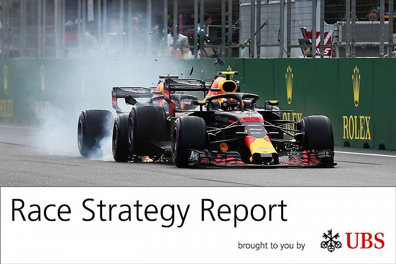 Strateji Raporu: Red Bull pilotlarının teması yarışı nasıl Mercedes'e hediye etti?