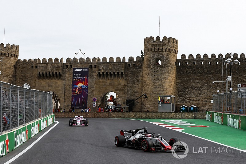 Baku vraagt F1 om betere deal vanaf 2021
