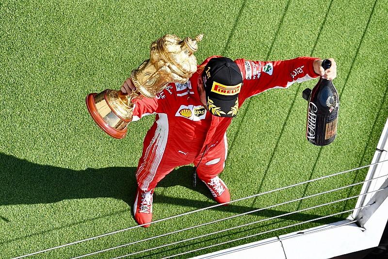Гран Прі Британії: найкращі фото неділі