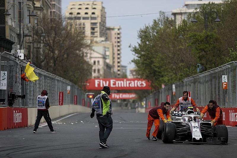 FIA відхилила протест Williams щодо штрафу Сироткіна