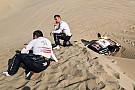 深い砂の餌食になったローブ「ダカールで勝つ最後のチャンスを失った」
