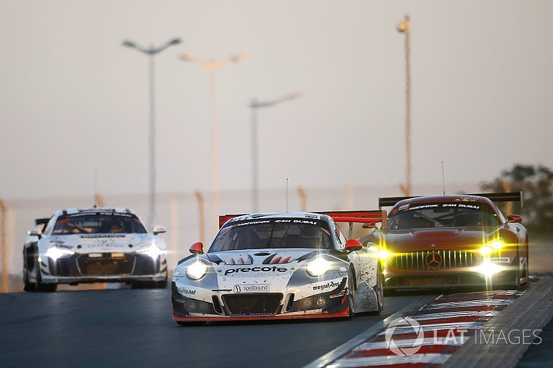 A total of 89 cars take the start of the 24H Dubai